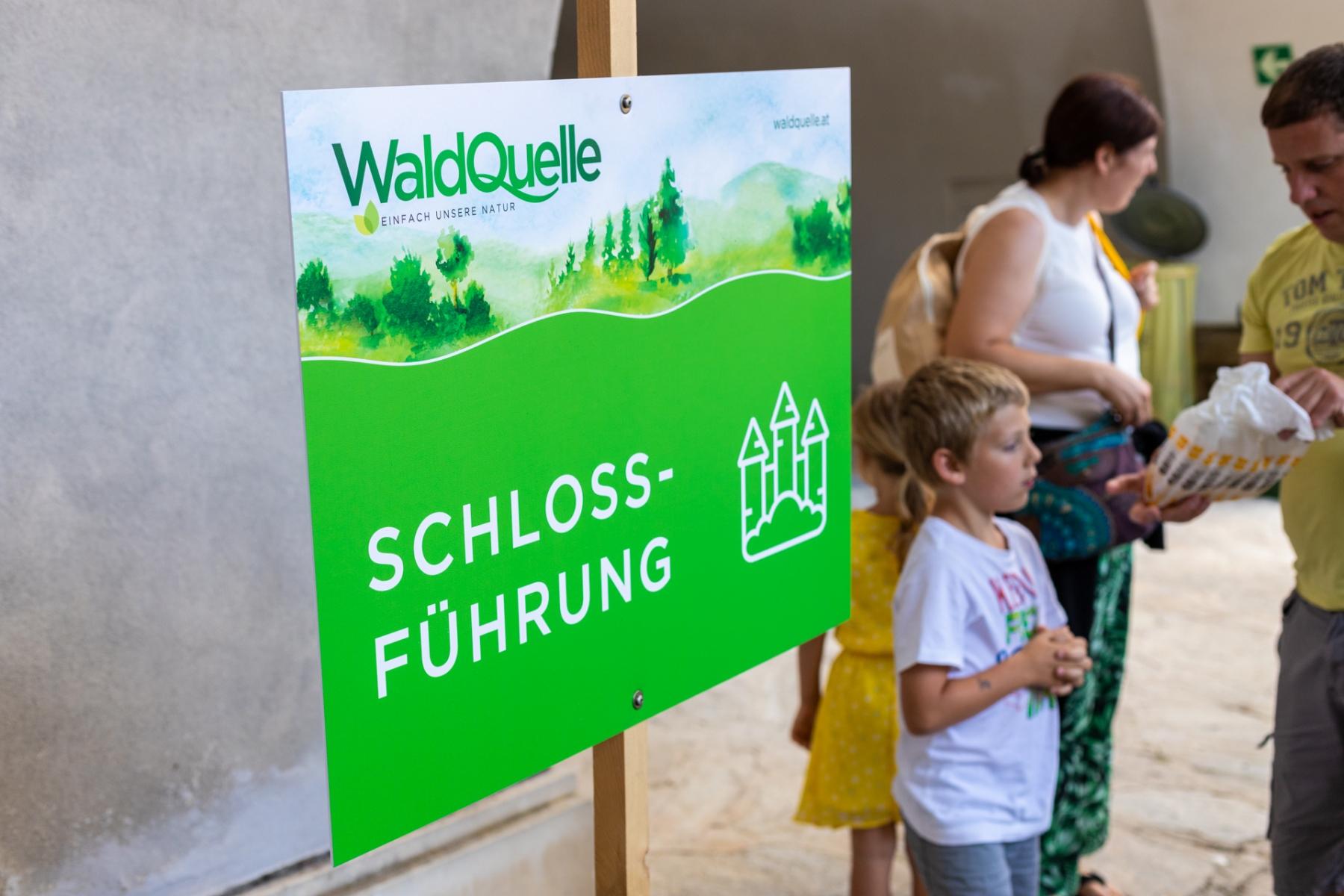 Waldquelle Familiensonntag © Laura Jagoschütz