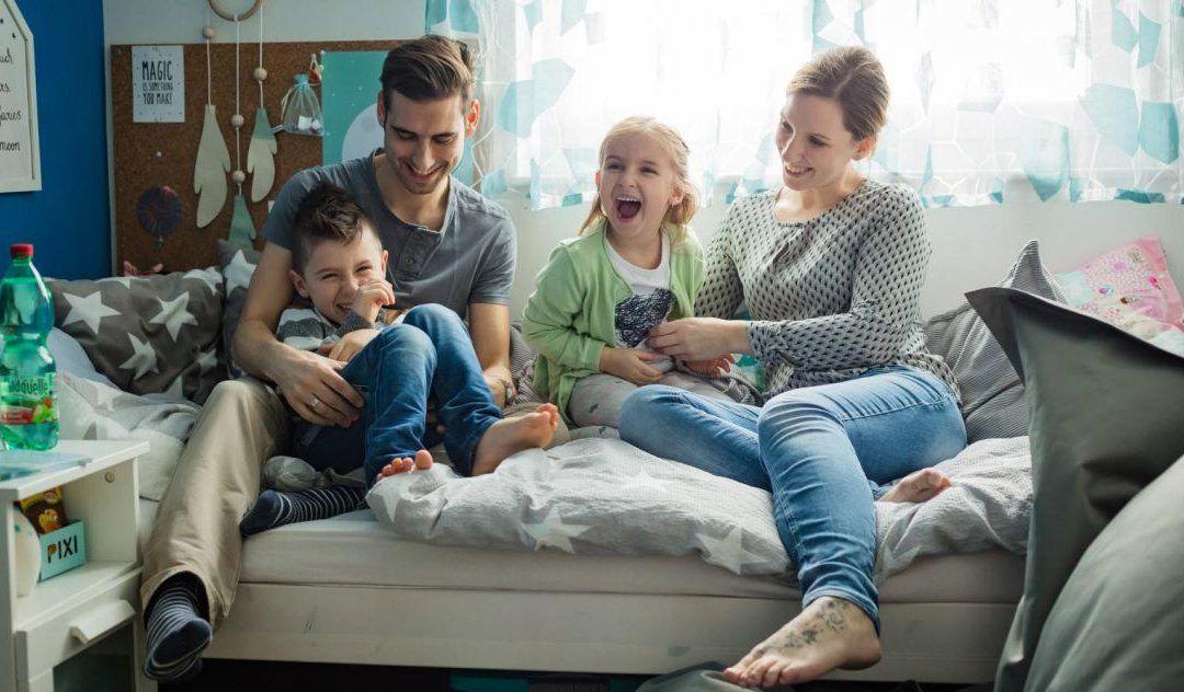 """FAMILIENZUWACHS AUS DER REGION DIE """"WALDQUELLE FAMILIE 2017"""" KOMMT AUS DEM BURGENLAND!"""