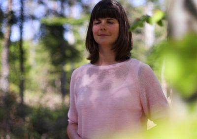 Waldbaden – Fantasiereise durch den Wald