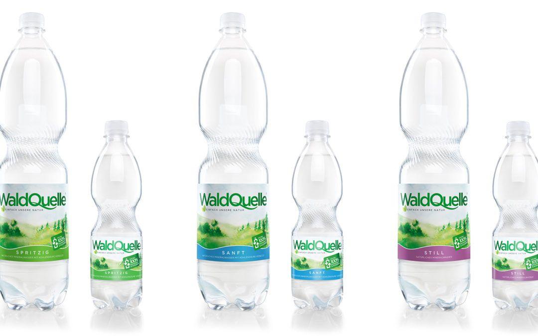 Jedes Mineralwasser hat seinen eigenen Geschmack