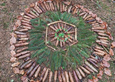 Wald-Mandala