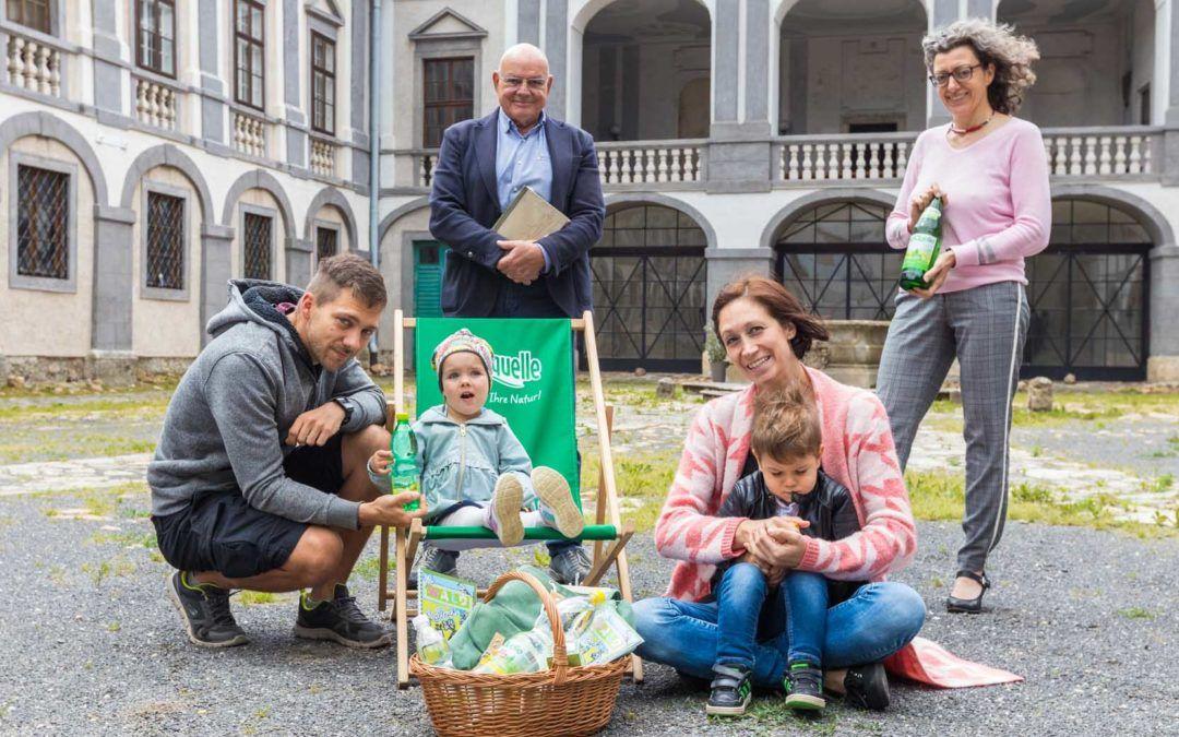 1. Familiensonntag im Schloss