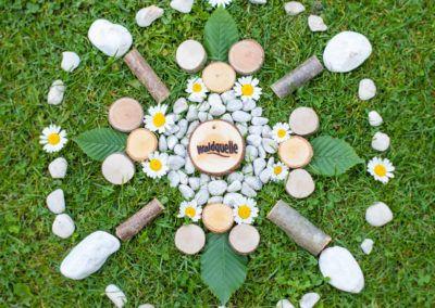 Natur-Mandala-Wettbewerb