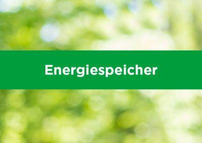 Energiespeicher
