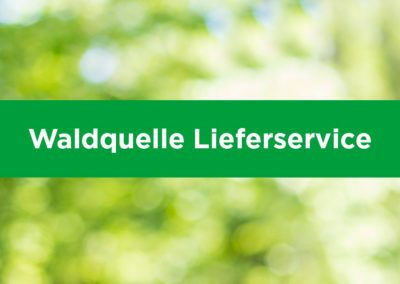 Waldquelle Lieferservice