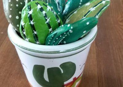 Kaktussteine