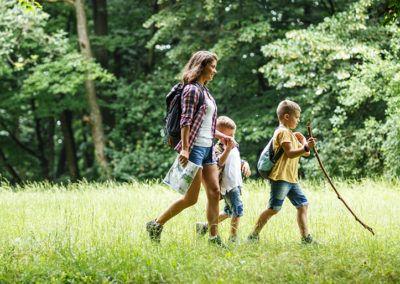 4. Waldquelle Familienwandertag