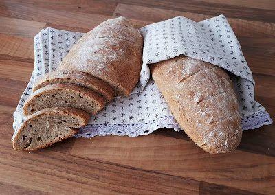Natursauerteig zum Brotbacken selbst herstellen