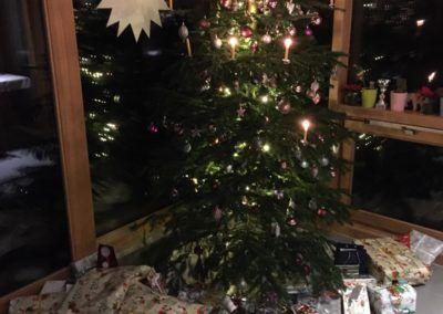 Weihnachten ganz nach alter Tradition