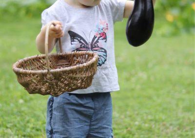 Kinder naturnah aufwachsen lassen
