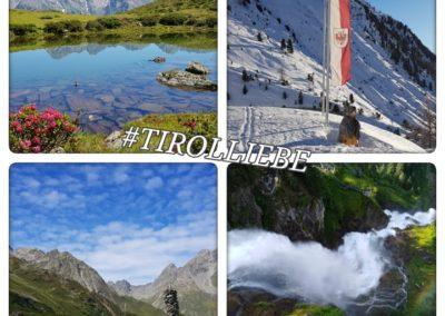 Tirol isch lei oans…