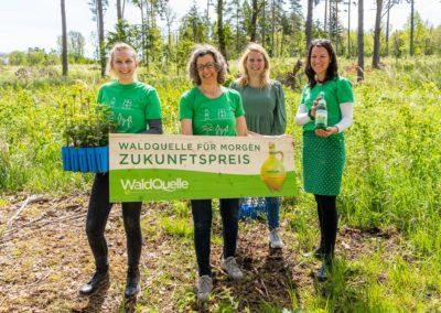 Mehr Artenvielfalt für Stift Geras #waldquellewächst