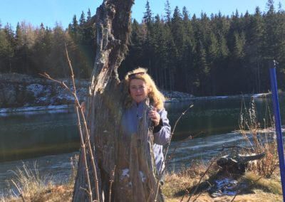 Entspannung und Erholung pur am Hebalmsee