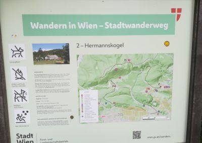 Wandern in Wien