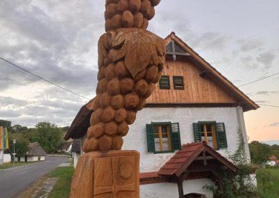 Die Uhudlertrauben in Heiligenbrunn